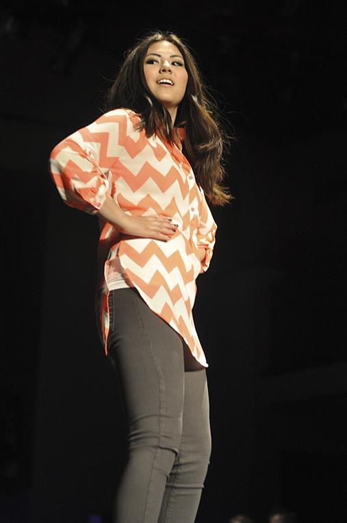 Senior Portrait Fashion
