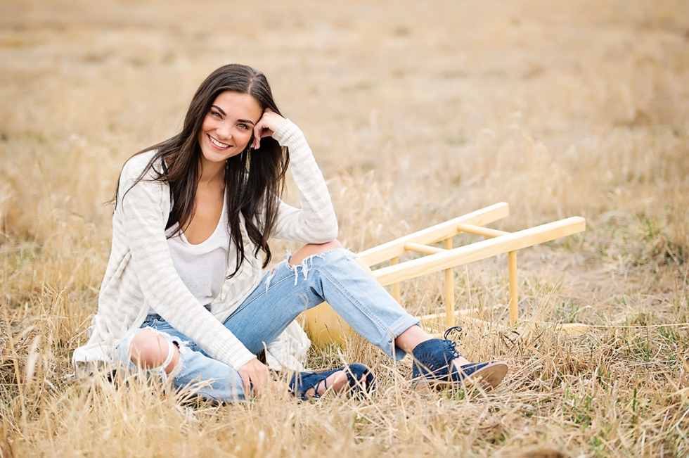 Erie Colorado Senior Portraits