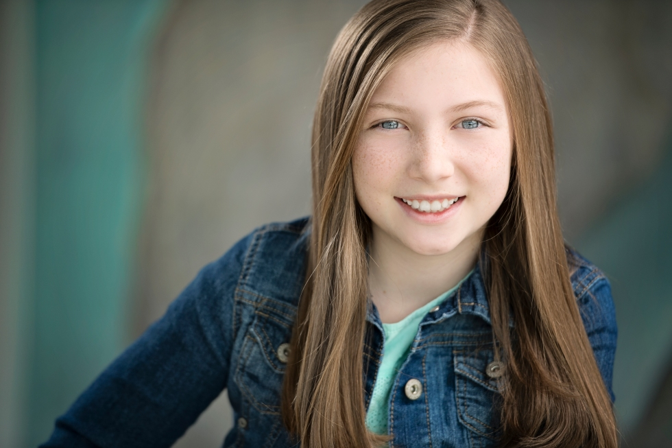 Child Actor Headshots What to Wear